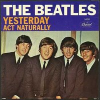 Beatlessinglesyesterday