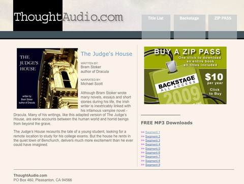 Thoughtaudiocom