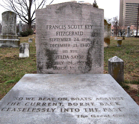 F_scott_and_zelda_fitzgerald_grave