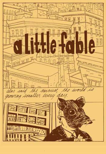 Kafka_a_little_fable_vicent_stall_3