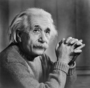 300px-Albert_Einstein_by_Yousuf